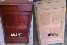 Rénover meuble