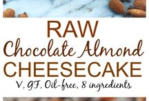 Raw chocolate bountybar