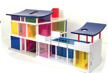 MCW - Doll houses / Every little girl's dream: a #doll's #house.
