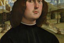 Francesco Francia / Bologna 1447 - Bologna 5/1/1517  Francesco Raibolini, il Francia