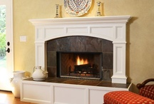 Fireplaces / by Stacy Dandurand