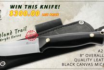 Knife Give-Away!