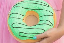 Donut Purses - Donut Clutches