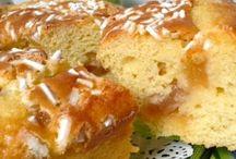 Dolci con marmellata / Una raccolta di torte che contengono al suo interno la marmellata