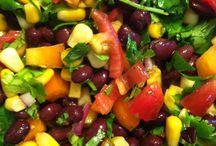 Salads / by Jenny McClintock