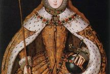 Queen Elizabeth I / by Lorraine Hickcox