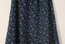 bias skirt