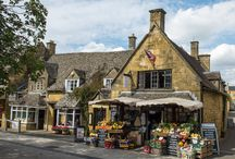 Cotswold local food producers Shop local
