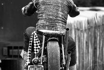Old Biker Style