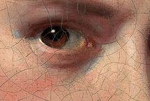 Paintings of Eyes