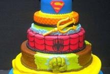 Cake Crazy / by Judy Davis