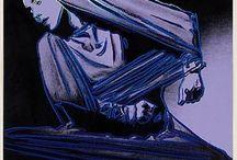 Andy Warhol / Obra gráfica (grabados, litografías y serigrafías) de Andy Warhol en venta. Todos de ellos con certificado oficial de autenticidad.