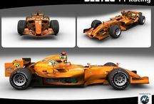 Deltec Racing Team Designs / Virtual Racing Team Designs