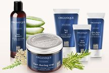 Pour Homme / The care therapy for men, consisting of face, body and hair care cosmetic products. / Terapia dla mężczyzn