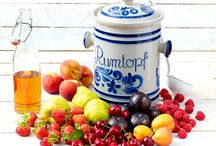 Früchte haltbar gemacht