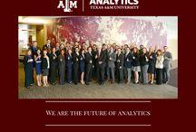 Prospective Students / MS Analytics at Texas A&M University.