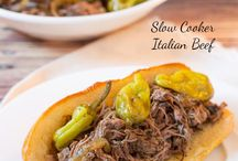 Italian beef recipes