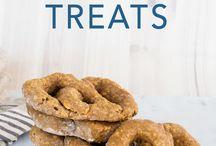 Dog treats