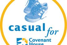 How you can help / Ways to support Covenant House Vancouver