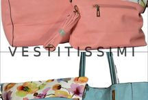 Borsa Donna Borsetta Da Spalla Tracolla Shopping Bag Pochet Fiori B-Br08