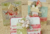Craft - CARDS / By Other Artists / by Connie Kahl