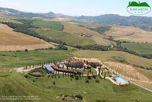 Il Palagetto / Agrihotel Il Palagetto a Volterra, favolosa vista 360 gradi della campagna toscana, scopri cono noi ogni sfaccettatura di questo luogo incantanto.