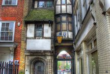 House - Medieval & frame houses