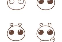 How to draw cute and kawaii doodles