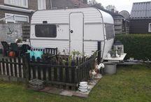 caravan als hobby ruimte