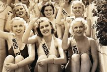 Beauty Pageants of the past