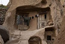 cave dwellings and other alternatives