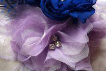 {Crafts: Fabric Flowers}