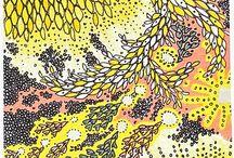 Textured Patterns