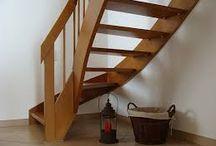 Treppengeländer Holz