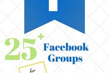 Facebook for Bloggers / Tips for online influencers and bloggers on how to use Facebook to boost your business.