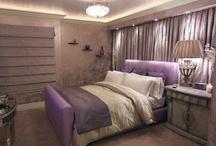 Púrpura y plata