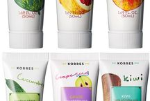 KORRES cosmetics / Korres is a greek company that operates in the field of cosmetics from 1966 and uses only plant material in the production of cosmetics and this why i absolutely trust and use it everyday !!!!