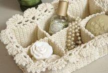 crochets et broderies