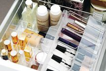 Beauty Storage / by The Clean Beauty Blog