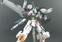 Gundam e seus priminhos