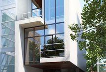 Narrow House Inspiration