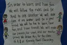 Kindergarten Constitution Day...