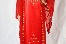 Apparel / We sell both traditional Palestinian dresses (thobe) using Hebronite patterns, as well as more modern shirts, coats and blouses with embroidered accents. We also design dresses for special occasions such as weddings.