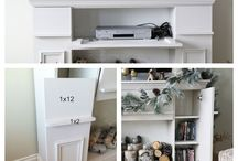DIY Fire Place / by Krysten Siba