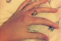 Tattoo's(: / by Victoria Henson