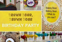 Peyton's Birthdays