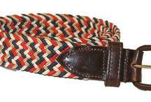 Braided & Stretch Belts / https://thomasbates.com/product-category/fabric-belts/braidedstretch-belts/