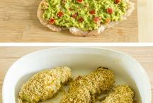Guacamole Stuffed Chicken Breast Good to go for Phase 3!