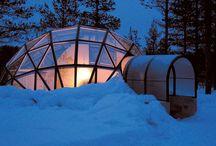 Ice Hotel Finlandia / Vacanze  alle porte del Polo nord