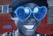 World of Urban Art : DAMIEN MITCHELL